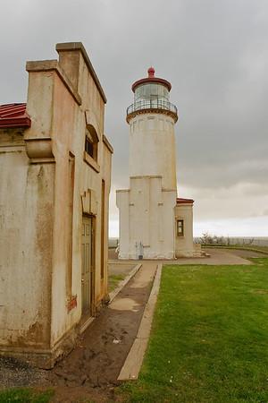 North Head Lighthouse, WA. © 2011 Kenneth R. Sheide