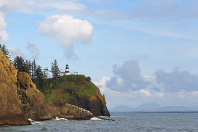 Cape Disappointment Lighthouse, WA. © 2011 Kenneth R. Sheide