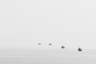 Boats in Puget Sound, WA. © 2017 Kenneth R. Sheide
