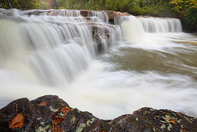 Albert Falls near Davis, WV. © 2018 Kenneth R. Sheide