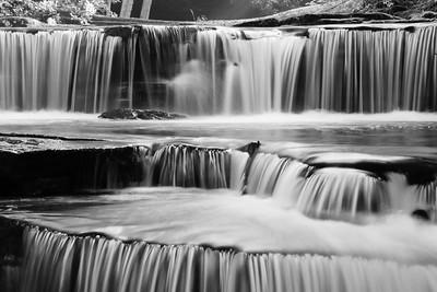 Cascades of Tumbling Creek near Saltville, VA. © 2019 Kenneth R. Sheide