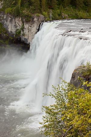 Mesa Falls, ID. © 2013 Kenneth R. Sheide