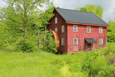 McNeel Mill near Hillsboro, WV. © 2017 Kenneth R. Sheide