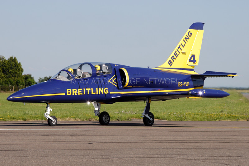 ES-YLR   Aero L-39C Albatross   Breitling Jet Team