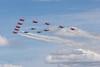 BAe, BBMF, Battle of Britain Memorial Flight, British Aerospace, Hawk T1, Hawker, Hurricane, Hurricane MK IIc, LF363 (BBMF), PM631, PS853, PS915, RAF, RIAT 2007, Red Arrows, Royal Air Force, Spiffire