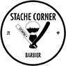 Logo Stache Corner - partenaire photographe professionnel