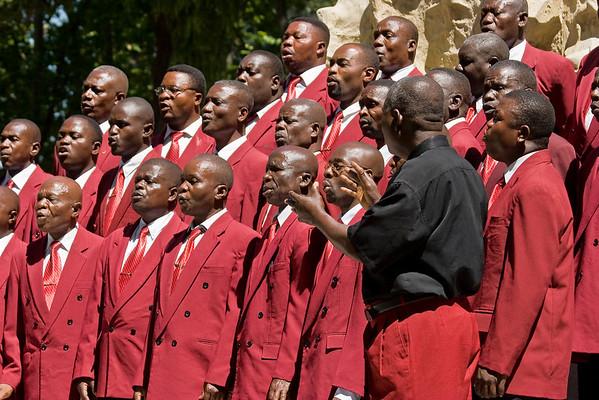 Angolan Choir