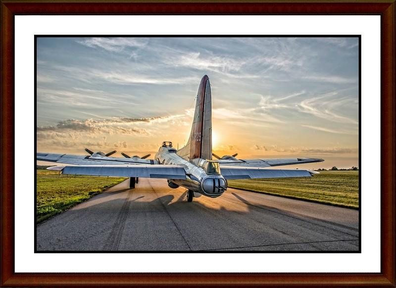 Boeing B-17 Yankee Lady