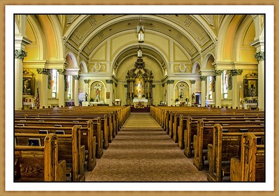 Our Lady of Lourdes Church – Little Falls MN