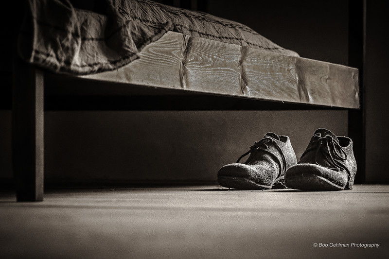 My Lonely, Only Pair of Shoes