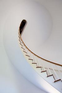 150723_ginnewt-0443, Stairs of Cape Pogue Light, Chappaquiddick, MA