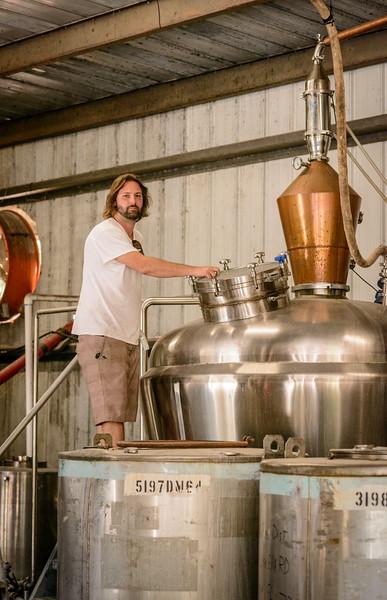 Bourbon Blending Kit from Timber Creek Distillery