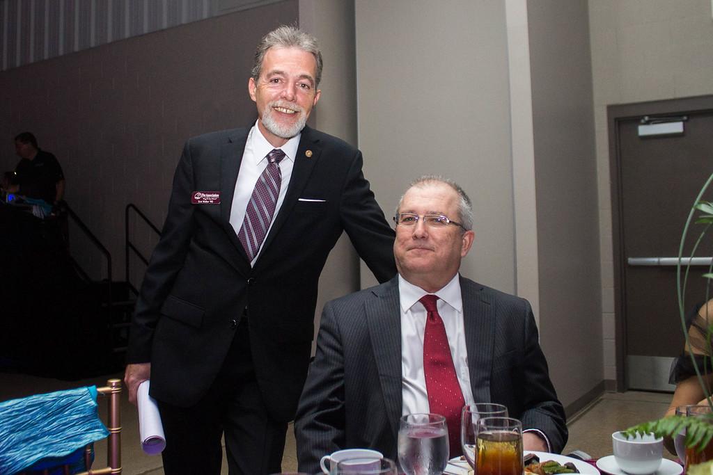 Distinguished Alumni Gala '14