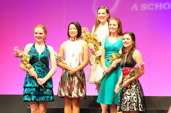 Distinguished Young Women of Kentucky
