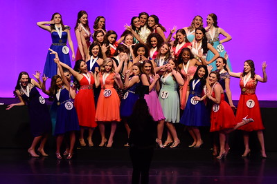 2017 Kentucky Distinguished Young Women