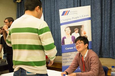 kirstin bannon careers fair_0473