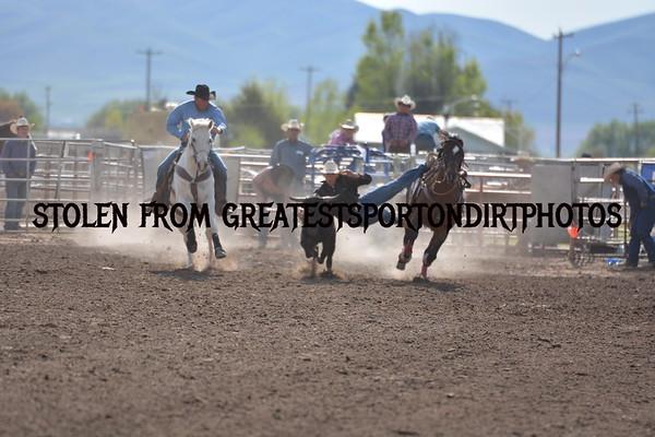 Preston rodeo make up