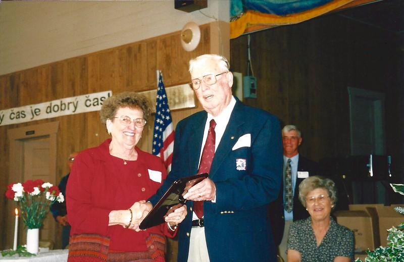 Martha Broz - Lodge 160 San Angelo