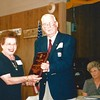 Eddie Mae Huebner - Lodge 49 Rowena