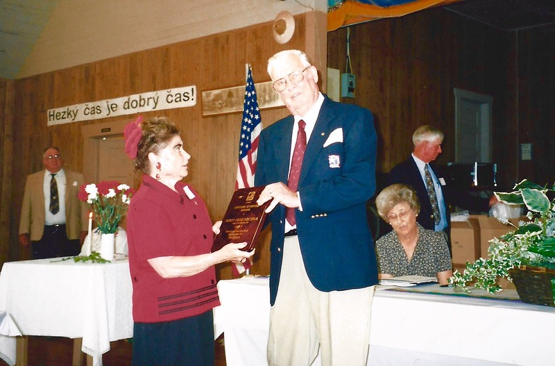 Mary Jane Michna - Lodge 76 Wichita Falls