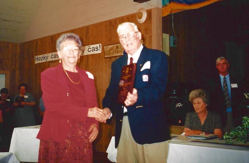 Elizabeth Walther - Lodge 49 Rowena