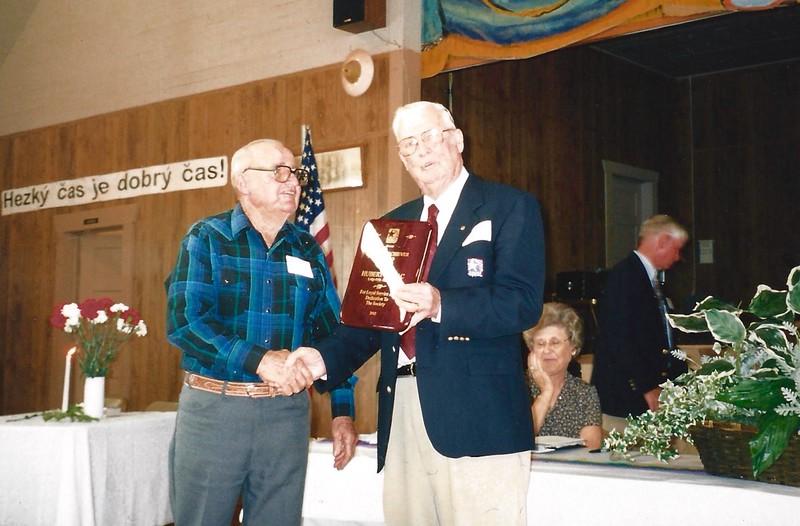 Hubert Drgac - Lodge 160 San Angelo