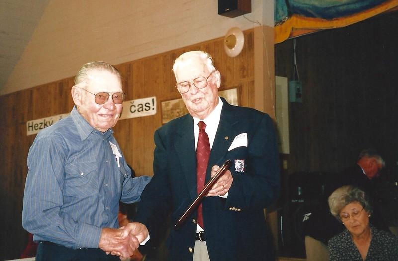 Frank Simaichl - Lodge 73 Seymour