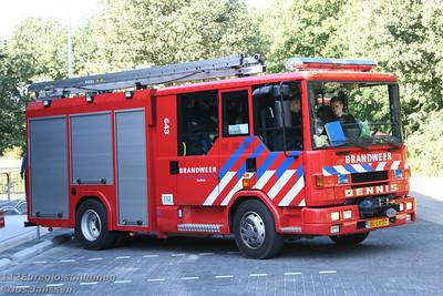 Open dag brandweer Gennep