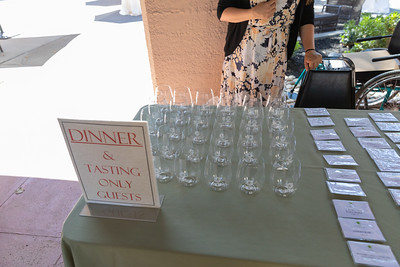 Brother Timothy Wine Tasting Event