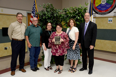 "Toni Fiero, LEO Center Special Education teacher, 21 years in education and 21 years in LISD  Memorable moment: ""It brings me great joy when I encounter a former student at their place of work!  This tells me the student has acquired the knowledge and skills to be a contributing member of our community and are taking first steps to create the life they want."""