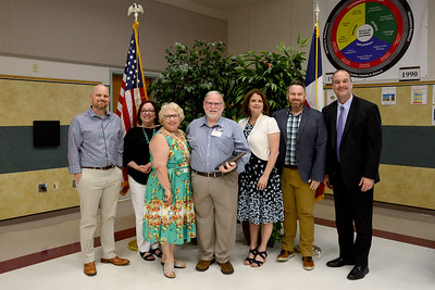 """David Joyner, Wiley Middle School Science teacher, 16 years in education and 2 years in LISD  Memorable moment: """"I have been privileged to work with an awesome science team at Wiley MS."""""""