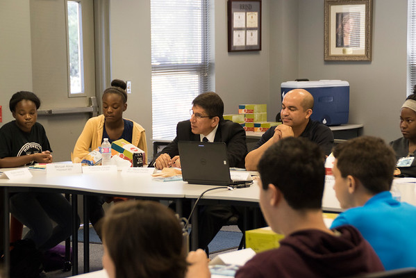 10-06-2016 Student Advisory Board