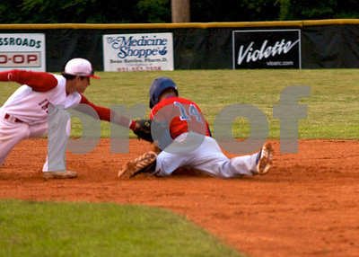 Harpeth @ Montgomery Central District Game 1