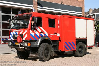 Roepnummer: RMD865 > 23-5161 Kenteken: BR-NN-63 Merk: MAN LE 16.280 (M2000-City) 4x4 Opbouw: HDS brandweertechniek Hoogeveen Bouwjaar: 2005 (in dienst januari 2006)