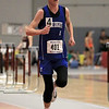 The Division 2 forty first annual Gerry Frew District E Indoor Invitational Track Meet was held at Fitchburg High School on  Saturday, February 9, 2019. SENTINEL & ENTERPRISE/JOHN LOVE