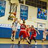 Bromfield's Amanda Accorsi puts up a shot during Tuesday's loss. Nashoba Valley Voice/Ed Niser