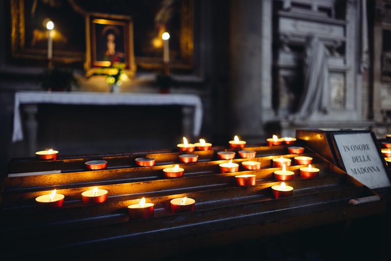 In onore della Madonna