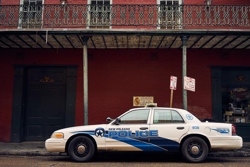 NOLA police
