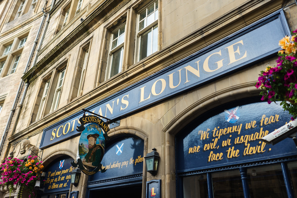 scottman's lounge