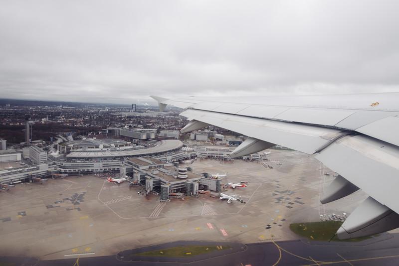 DUS - Düsseldorf Airport
