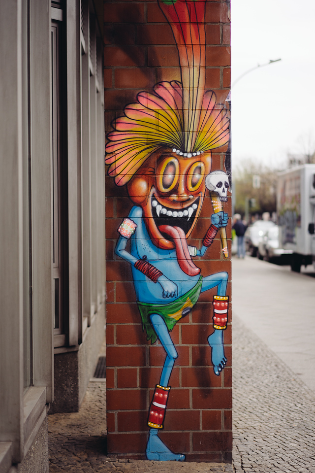 Cranio for Urban Nation Berlin
