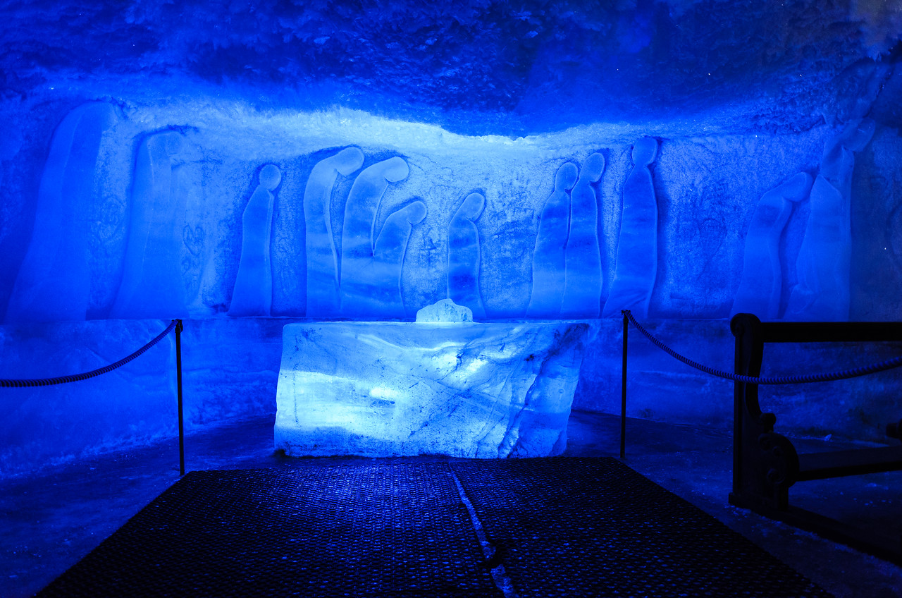 ice grotto