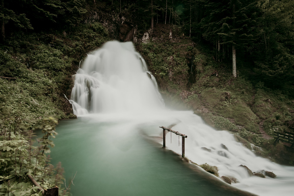 Jaun Waterfall