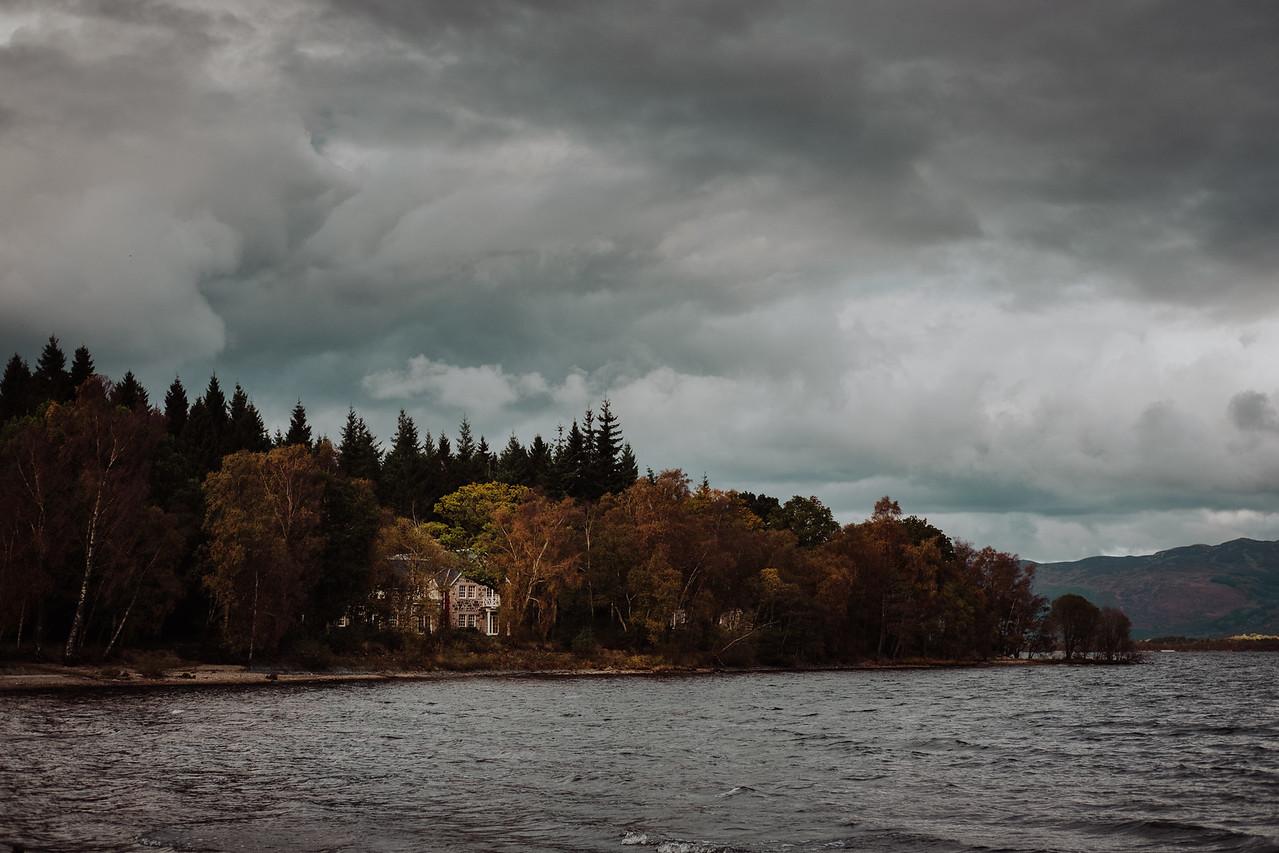 Loch Lormond Lodge