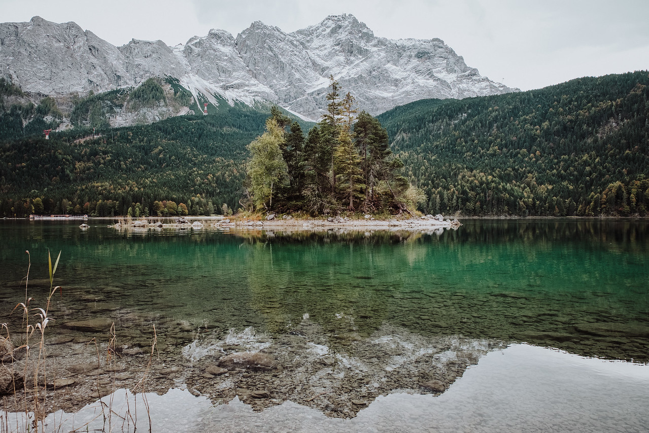 Lake Eibsee