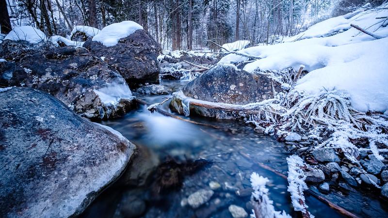Klöntal Winter