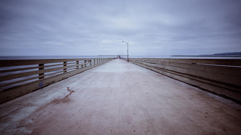 Oceao Beach Pier