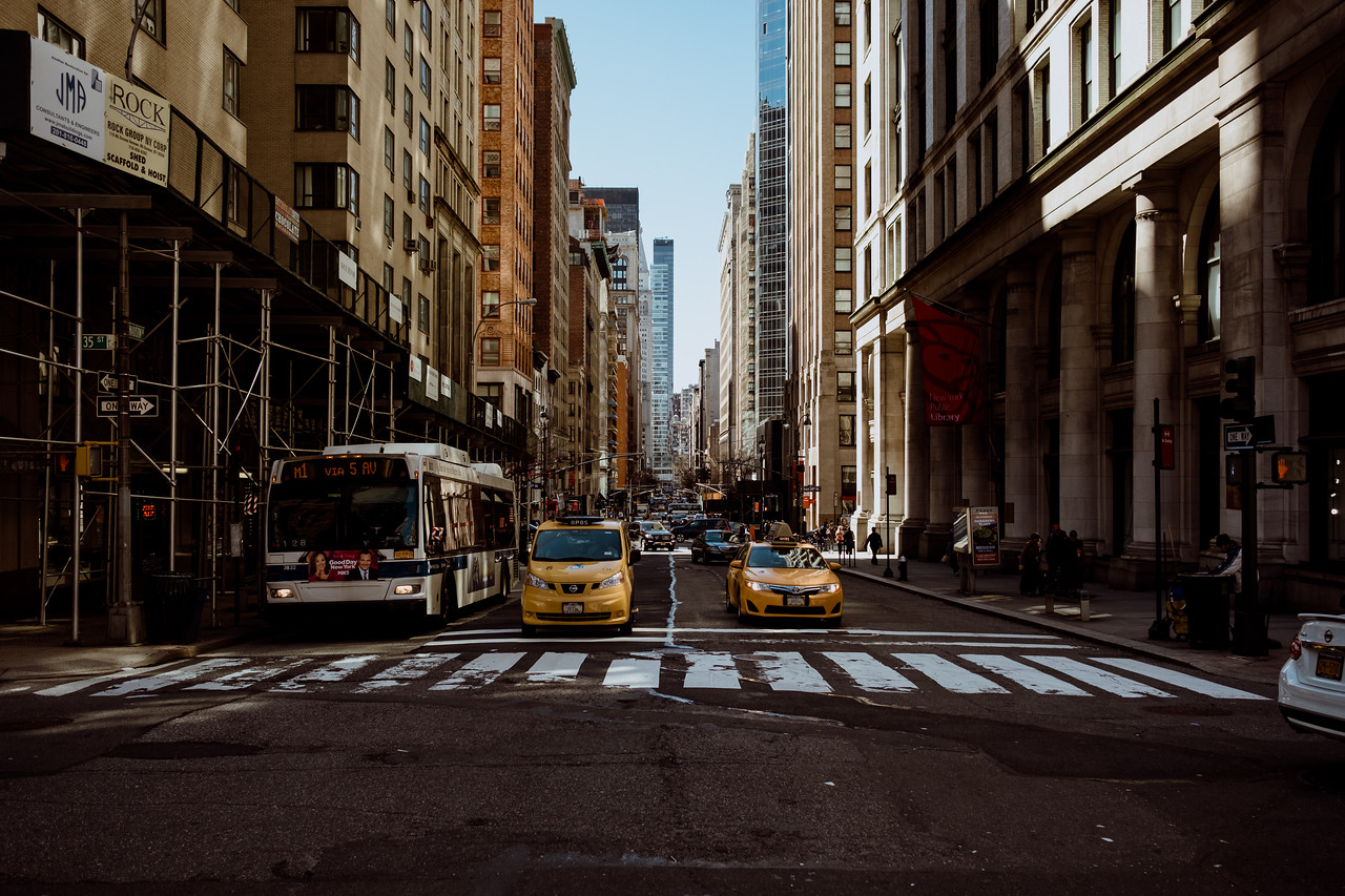 streets of new york city