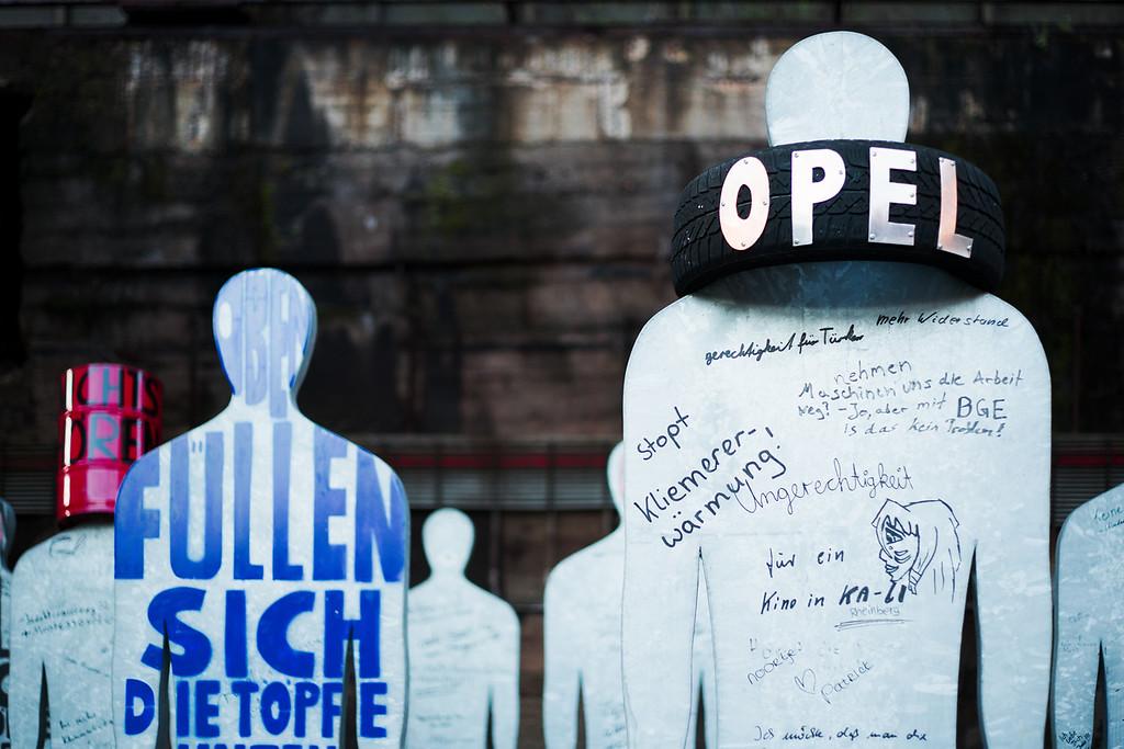 Oben - Opel