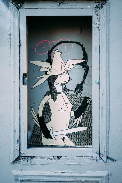 Streetart in Paris